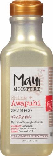Maui Moisture Awaphui + Shine Shampoo Perspective: front