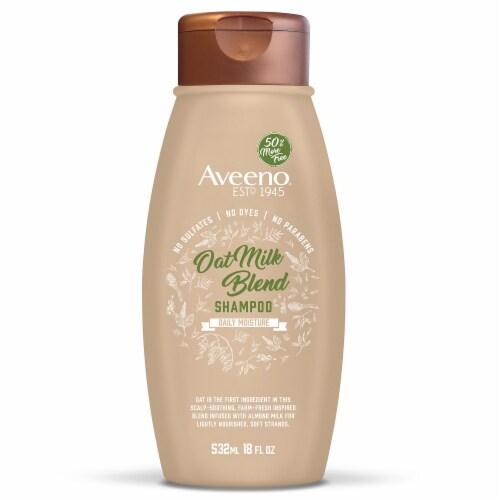 Aveeno Oat Milk Shampoo Perspective: front