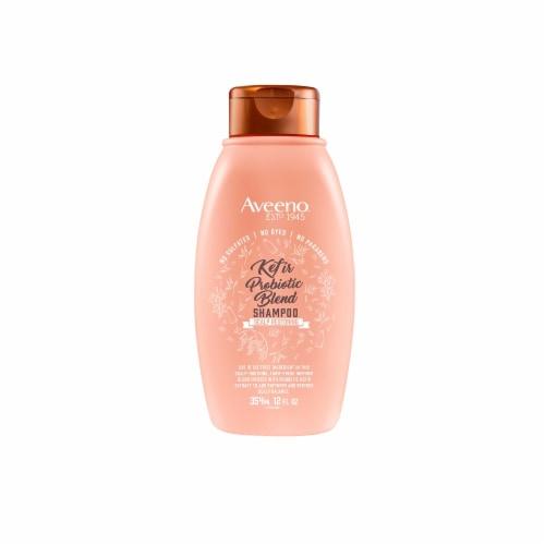 Aveeno Cotton Blend Scalp Restoring Shampoo Perspective: front