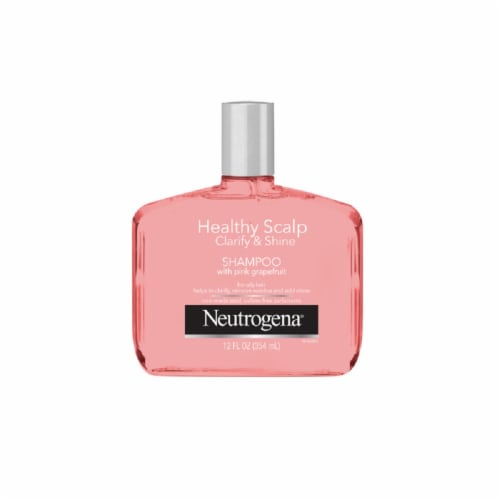 Neutrogena Healthy Scalp Clarify & Shine Shampoo Perspective: front