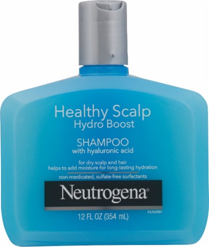 Neutrogena Healthy Scalp Hydro Boost Shampoo Perspective: front