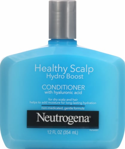 Neutrogena Healthy Scalp Hydro Boost Conditioner Perspective: front