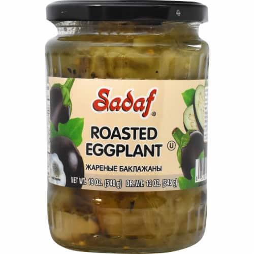 Sadaf Roasted Eggplant Perspective: front