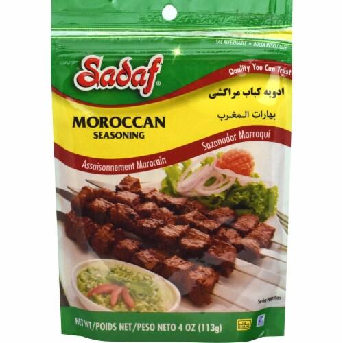 Sadaf Moroccan Seasoning Perspective: front