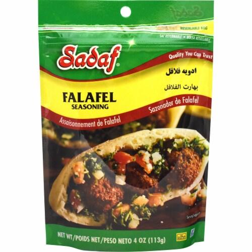Sadaf Falafel Seasoning Perspective: front