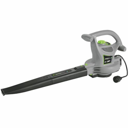 Earthwise BVM22012 12 Amp Corded 3-in-1 Blower, Vac, Mulch Perspective: front