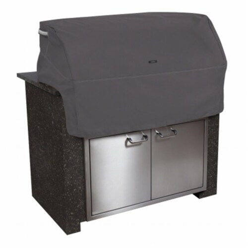 Classic Accessories 55-324-035101-EC Ravenna Built In Barbeque Grill Top Cover - Medium Perspective: front