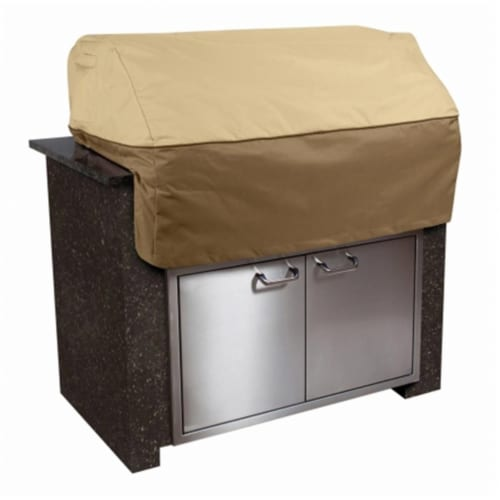 Classic Accessories 55-340-361501-00 Veranda Built in Barbeque Grill Top Cover - X-Small Perspective: front
