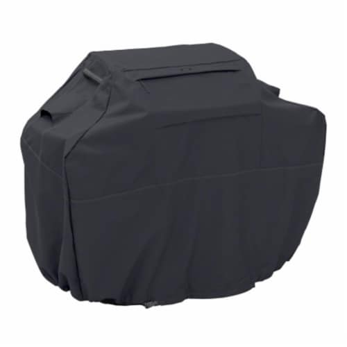 Classic Accessories 55-391-040401-EC Ravenna Barbeque Grill Cover, Large Perspective: front