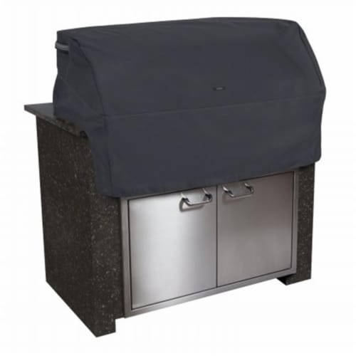 Classic Accessories 55-399-030401-EC Ravenna Built In Barbeque Grill Top Cover, Medium Perspective: front