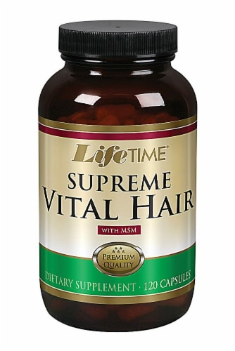 Lifetime  Supreme Vital Hair Perspective: front