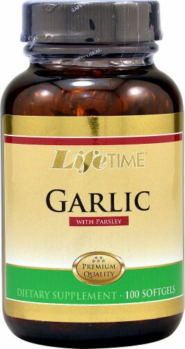 Lifetime  Garlic with Parsley Perspective: front