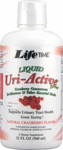 Lifetime  Liquid Uri-Active™ Blend   Natural Cranberry Perspective: front
