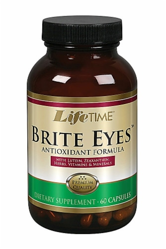 Lifetime  Brite Eyes™  Antioxidant Formula Perspective: front