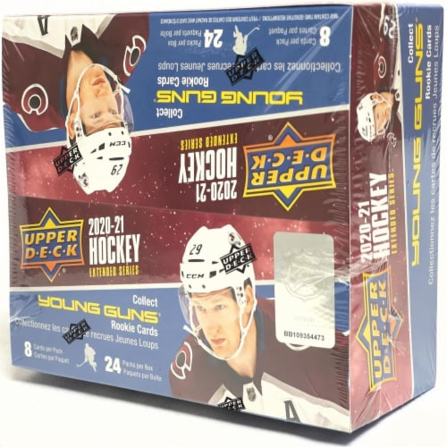 2020/21 Upper Deck Extended Series Hockey Retail Perspective: front