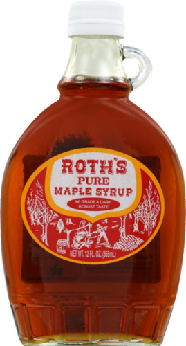 Roths Pure Maple Syrup Perspective: front