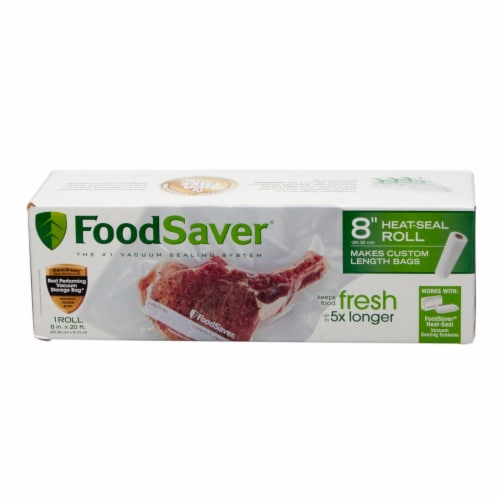 FoodSaver® Vacuum Seal Roll Perspective: front