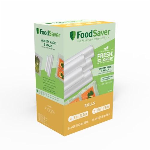 FoodSaver® Heat Seal Rolls Perspective: front