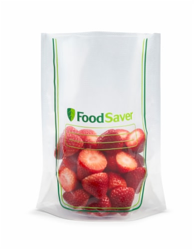 FoodSaver® Easy Fill Gallon Bags Perspective: front