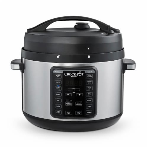 Crock-Pot® Express Slow Cooker Perspective: front