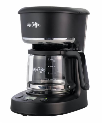 Mr. Coffee® Programmable Coffee Maker - Black Perspective: front
