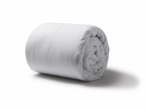 Sunbeam Heated Quilted Polyester Mattress Pad Perspective: front