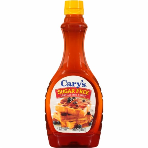 Cary's Sugar Free Syrup Perspective: front