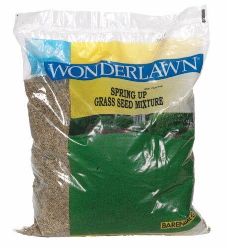 Wonderlawn Mixed Sun/Shade Lawn Seed Mixture 3 lb. - Case Of: 1; Perspective: front