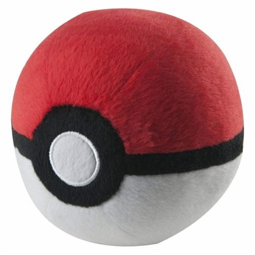 Pokemon Poke Ball 5-Inch Plush - Poke Ball Perspective: front