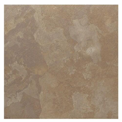 Achim Home Furnishings Nexus Peel & Stick Vinyl Floor Tile, Light Slate, 20Pk Perspective: front