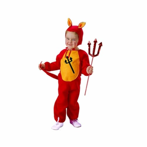 RG Costumes 70015-T Lil Demon Costume - Size Toddler Perspective: front