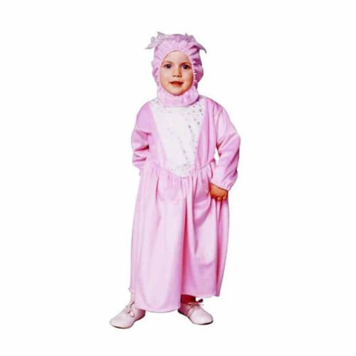 RG Costumes 70087-T Cute-T Princess Costume - Size Toddler Perspective: front
