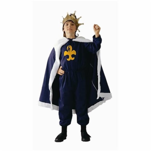 RG Costumes 90054-S King Costume - Size Child-Small Perspective: front