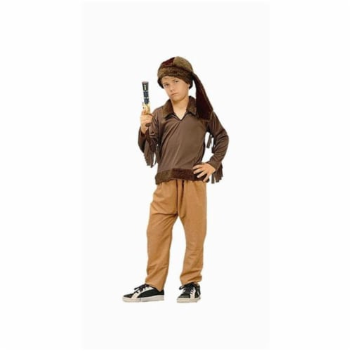 RG Costumes 90105-S Frontier Boy Costume - Size Child-Small Perspective: front