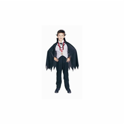 RG Costumes 90112-S Dracula Boy Costume - Size Child-Small Perspective: front