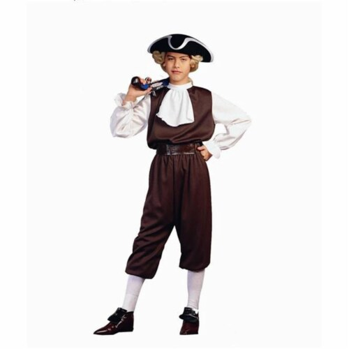 RG Costumes 90130-S Colonial Boy Costume - Size Child-Small Perspective: front