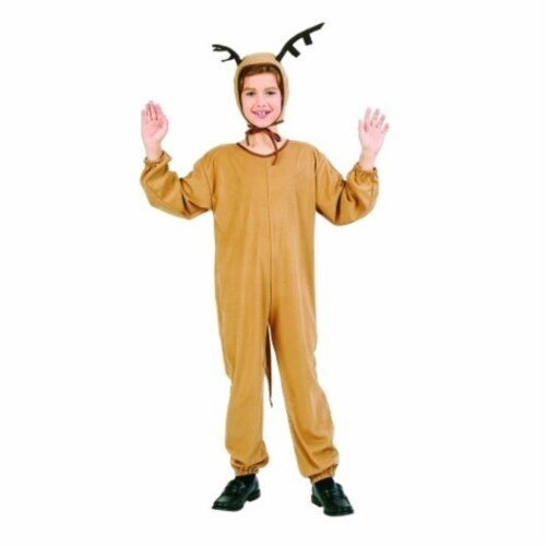 RG Costumes 90188-S Reindeer Costume - Size Child Small 4-6 Perspective: front
