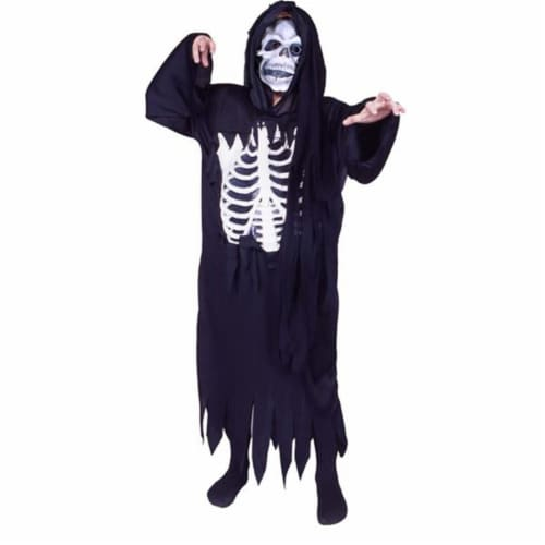 RG Costumes 90238-S Death Conqueror 3D Chest Costume - Size Child-Small Perspective: front