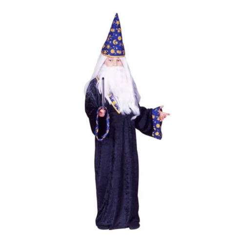 RG Costumes 90323-S Black Magic Wizard Boy Costume - Size Child-Small Perspective: front