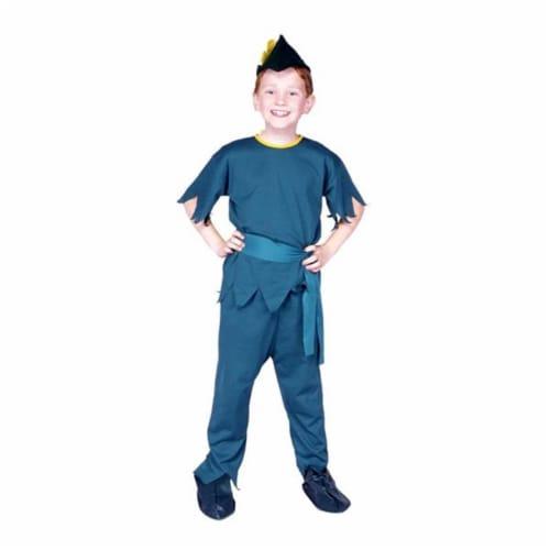 RG Costumes 90024-M Elf Costume - Size Child-Medium Perspective: front