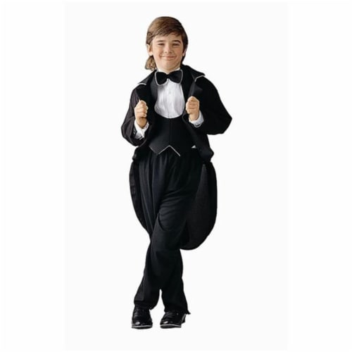 RG Costumes 90037-M First Nighter Costume - Size Child-Medium Perspective: front