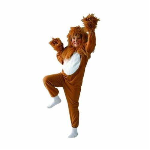 RG Costumes 90051-M Lion Costume - Size Child Medium 8-10 Perspective: front