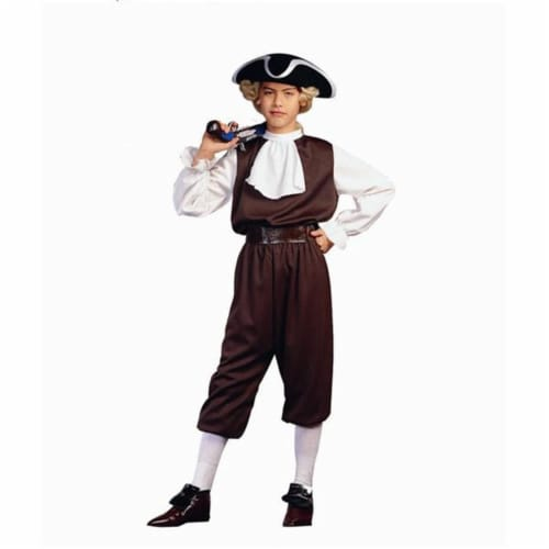 RG Costumes 90130-M  Colonial Boy Costume - Size Child-Medium Perspective: front