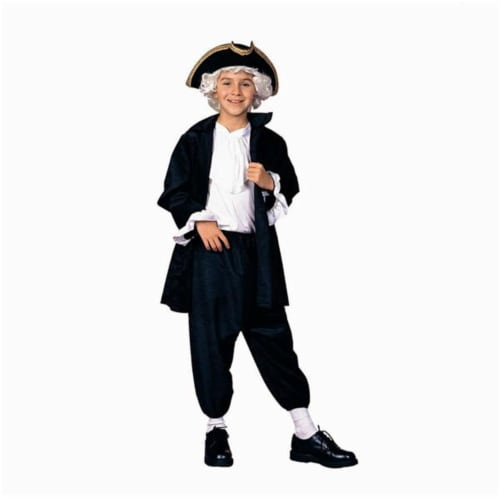 RG Costumes 90131-M George Washington Costume - Size Child-Medium Perspective: front