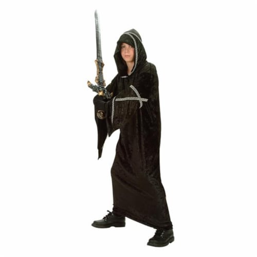 RG Costumes 90174-M King Warrior Costume - Size Child-Medium Perspective: front