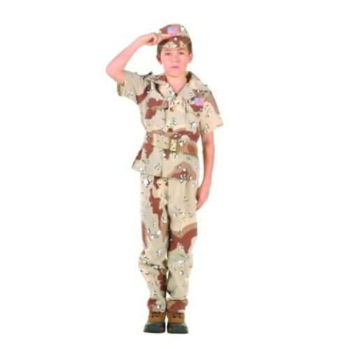 RG Costumes 90262-M  Storm Fox Costume - Size Child Medium 8-10 Perspective: front