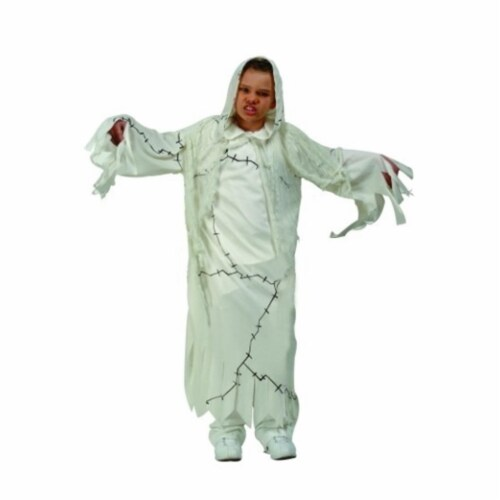 RG Costumes 90308-M Cool Ghost Costume - Size Child Medium 8-10 Perspective: front