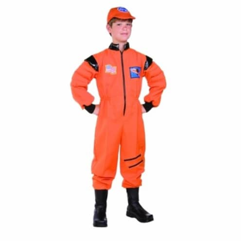 RG Costumes 90351-M Shuttle Hero Child Costume - Size M Perspective: front