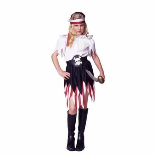 RG Costumes 91013-S Pirate Wench Costume - Size Child-Small Perspective: front