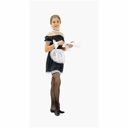 RG Costumes 91028-S French Maid Costume - Size Child-Small Perspective: front
